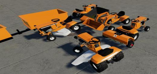 Photo of FS19 – 1974 Allis Chalmers 608 Pack V1.5