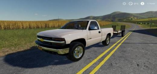 Photo of FS19 – 1999 Silverado 1500 Regular Cab V1