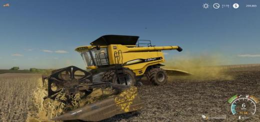 Photo of FS19 – Agco Challenger 680B Ernester V1