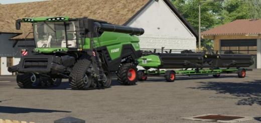 Photo of FS19 – Agco Ideal V1