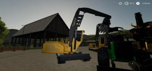 Photo of FS19 – All Current Fdr Logging Machines Updated V1.1.1