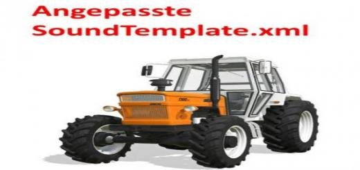 Photo of FS19 – Angepasste Soundtemplate V1