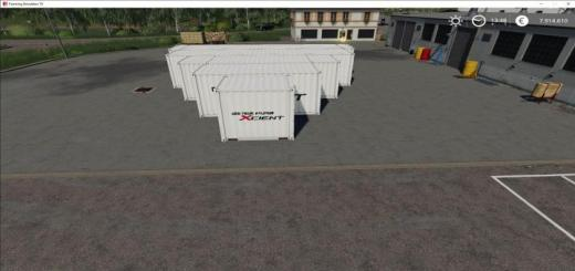 Photo of FS19 – Atc Container Pack V2.1
