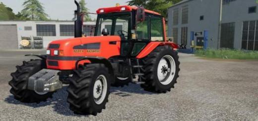 Photo of FS19 – Belarus 12214 Tractor