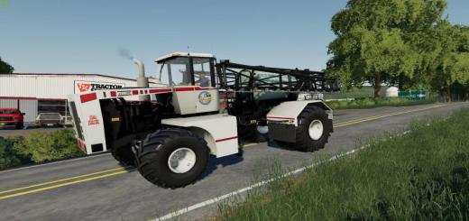 Photo of FS19 – Big Brute Tractor V1