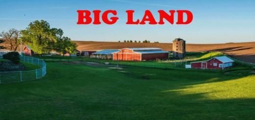 Photo of FS19 – Big Land To Build V1