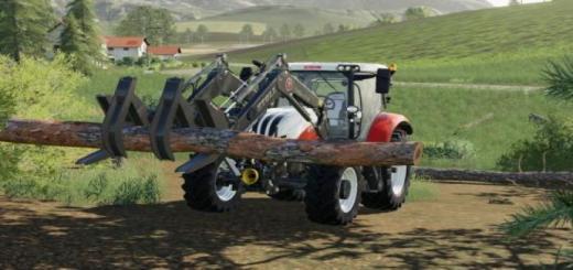 Photo of FS19 – Biobeltz Lf 180 Log Fork V1