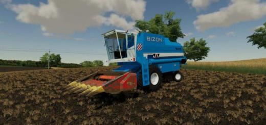 Photo of FS19 – Bizon Bs5110 Converted V1