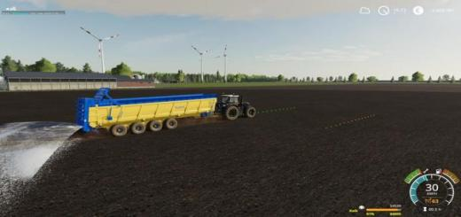 Photo of FS19 – Brochard Ev2200 Kalk V1.1