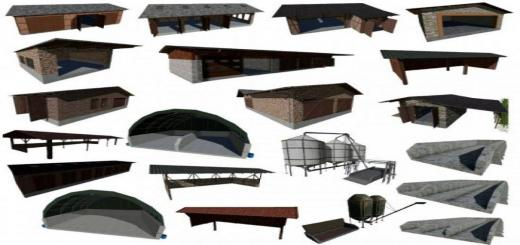 Photo of FS19 – Building Pack 1.1.2