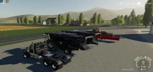 Photo of FS19 – Canadian Farm Map Vehicules V1