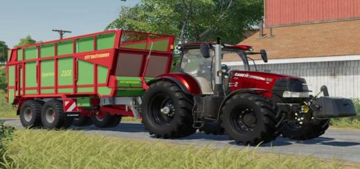 Photo of FS19 – Case Puma 200 Series Limited Edition V1.1