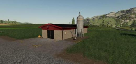 Photo of FS19 – Chicken Stable V1