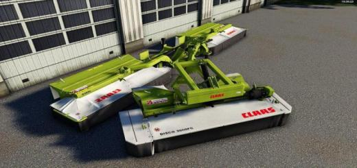 Photo of FS19 – Claas 320 Fc V1