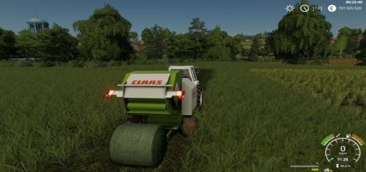 Photo of FS19 – Claas Rollant 250 V1.3