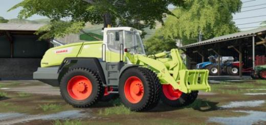 Photo of FS19 – Claas Torion 1151 V1.19