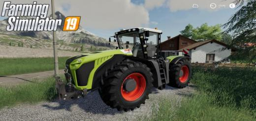 Photo of FS19 – Claas Xerion 4000 – 5000 V1