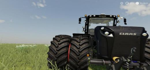 Photo of FS19 – Claas Xerion V1.0.0.1