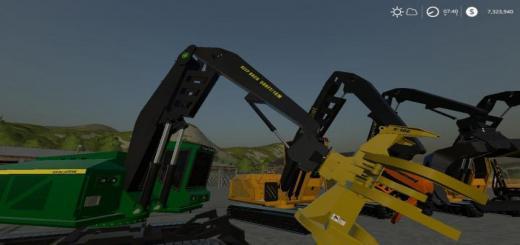 Photo of FS19 – Complete Fdr Logging Equipment Pack V4