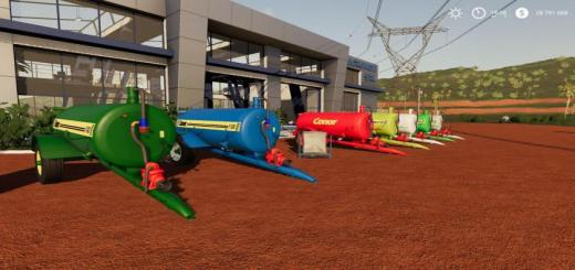 Photo of FS19 – Conor 1100St V1.0.0.2
