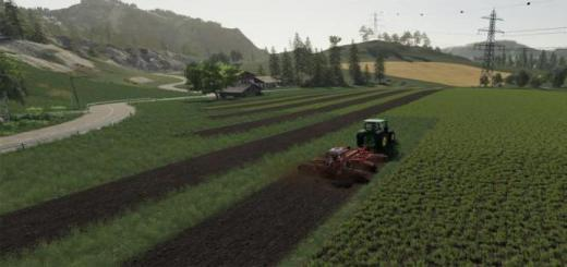Photo of FS19 – Cultivator Field Creator V1