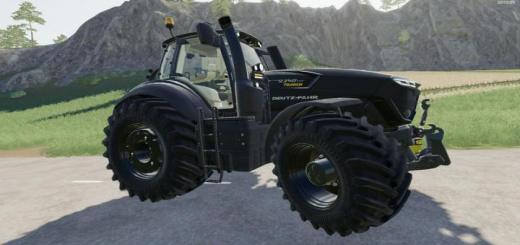Photo of FS19 – Deutz Fahr 9340 Ttv Warrior V1