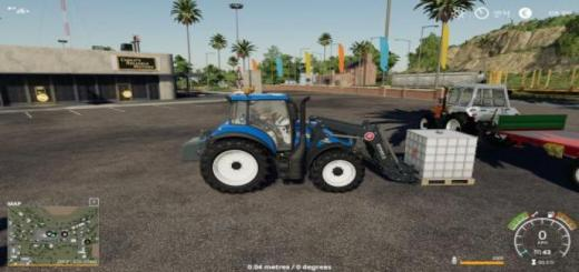 Photo of FS19 – Display For Tool Position V1