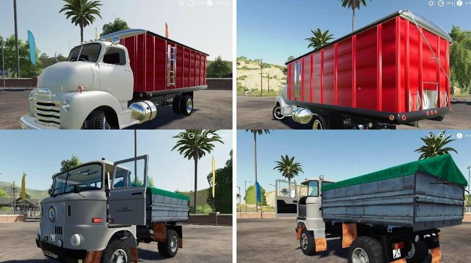 Photo of FS19 – Dump Trucks Pack V1