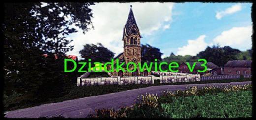 Photo of FS19 – Dziadkowice Map V3