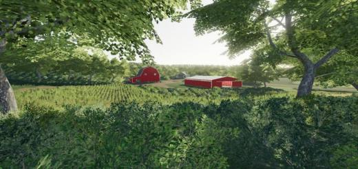 Photo of FS19 – Farm In The Woods Mapv1