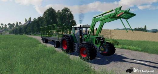 Photo of FS19 – Fendt 800 Vario Tms V1.2.0.1
