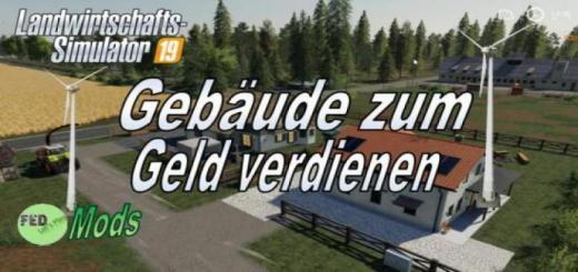 Photo of FS19 – Ferienhaus Zum Geld Verdienen V1