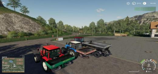 Photo of FS19 – Fertilizer Distributor Pack V1.2