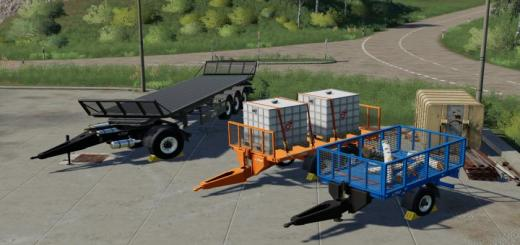 Photo of FS19 – Fliegl Bpt Pack V1.0.1.0