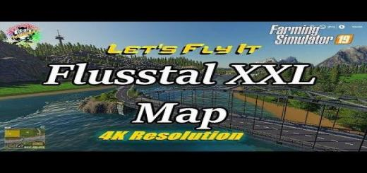 Photo of FS19 – Flusstal Xxl English V3.1.3 Final