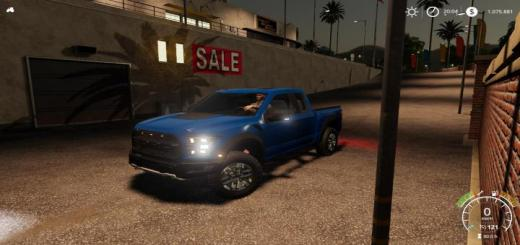 Photo of FS19 – Ford Raptor 2017 Beta V1