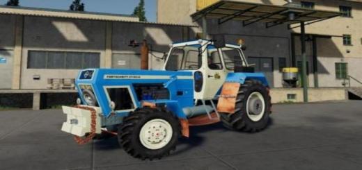 Photo of FS19 – Fortschritt Zt300-D Tractor V1