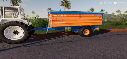 Photo of FS19 – Galucho Pb 13000 Trailer V1