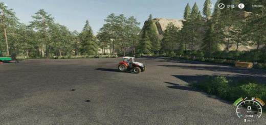 Photo of FS19 – Hard Mountains Map V1