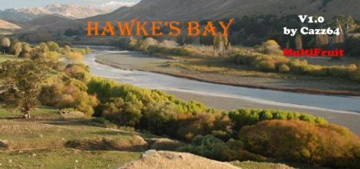 Photo of FS19 – Hawke\'s Bay Nz V1