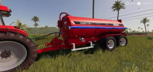 Photo of FS19 – Hispec 3000 Gallon Tanker V1