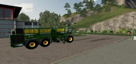 Photo of FS19 – Holmer Pack For Potatoes And Sugar Beets V1