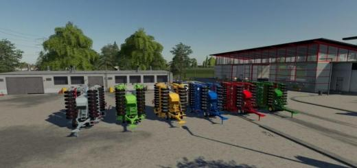 Photo of FS19 – Horsch Pronto 9Dc Nf-Marsch Multifruit Multicolor V2.1
