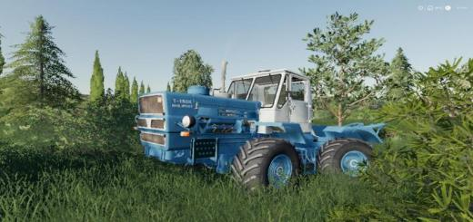 Photo of FS19 – Htz T150K V1