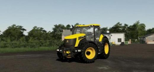 Photo of FS19 – Jcb Fastrac 8000 V1
