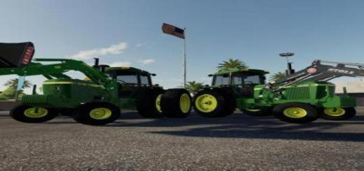 Photo of FS19 – John Deere 4240/4440 40 Series V1