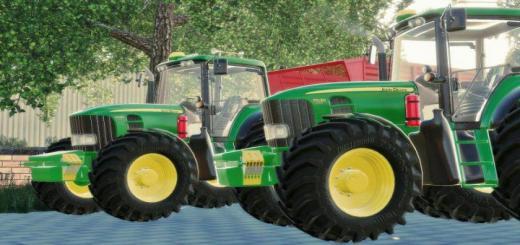 Photo of FS19 – John Deere 7430 7530 Premium V1