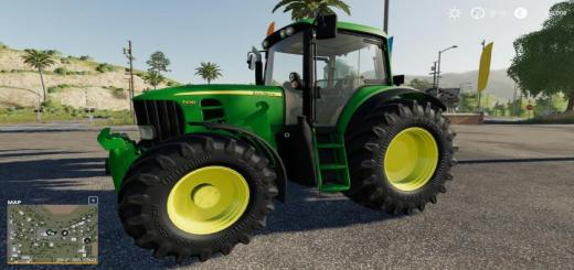 Photo of FS19 – John Deere 7430 V1