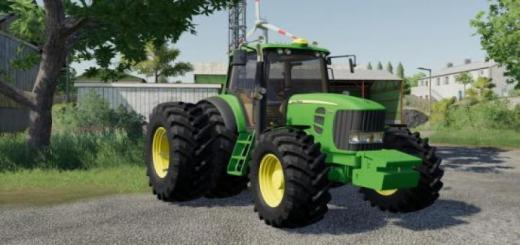 Photo of FS19 – John Deere 7530 Premium