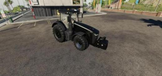Photo of FS19 – John Deere 8R Black Beauty V1.0.0.1